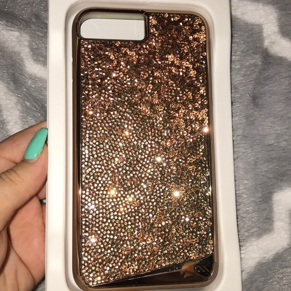 new arrival 22e80 22b03 Casemate Brilliance Tough Rose Gold iPhone case